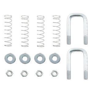 Curt 66113 Gooseneck Safety Chain U-Bolt Kit