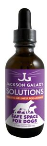 Jackson Galaxy Spirit Essence/ Solutions SAFE SPACE for Dogs-2 oz
