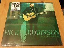 "Rich Robinson - 10"" Vinyl RSD Black Crowes Record Store Day"