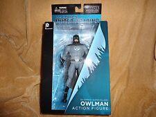 DC Collectibles - DC Comics Crime Syndicate Super-Villains: Owlman Action Figure