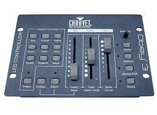 Chauvet DJ OBEY 3 Channel DMX 512 Adjustable Sound Active LED Light Controller