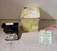 Miniature Typewriter Hinged Trinket Treasure Box Reporter Writer Secretary Gift