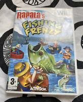 Rapala's Fishing Frenzy - Nintendo Wii - Wii U Game