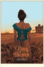 Mondo Days of Heaven Variant Poster Print by Laurent Durieux
