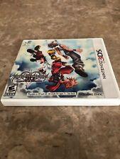 Kingdom Hearts 3D Dream Drop Distance (Nintendo 3DS) XL 2DS Game w/Case & Manual