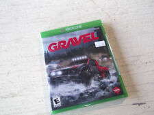 Gravel Standard Edition (Microsoft Xbox One, 2017) Brand New