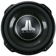 "JL Audio 10TW3-D8 10"" Dual 8-Ohm Car Audio Shallow Mount Thin Subwoofer NEW"