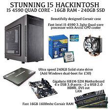 i5 4590 FAST Hackintosh - REDUCED!!! - 16GB Ram - 240GB SSD macOS Sierra - iMac