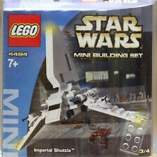 Star Wars LEGO Mini Set Imperial Shuttle New  # 4494 Factory Sealed