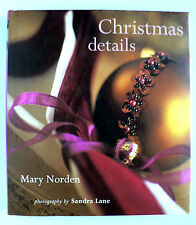 Christmas Details by Mary Norden (Hardback, 2000)
