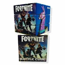 FORTNITE BATTLE CUBE - Custom-Made Rubik's Cube Style Puzzle Toy