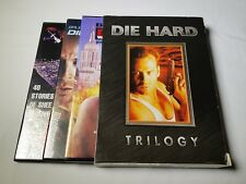 Die Hard Collection (DVD, 1999, 3-Disc Set) free shipping