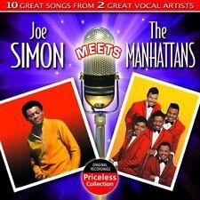 Joe Simon - Joe Simon Meets the Manhattans [New CD]