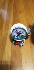 Vintage Warner Bros Tweety Bird & Sylvester Golf Clock - Looney Tunes  Works!