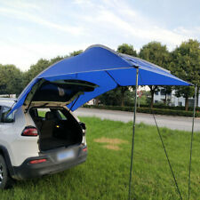 3-4 Person Roof Top Tent Camper Canopy Awning Sun Shelter Beach SUV Camping #
