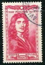 STAMP / TIMBRE FRANCE OBLITERE N° 612 / CELEBRITE / MOLIERE