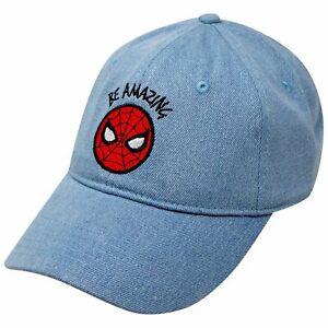 Marvel Spiderman Hat, Be Amazing