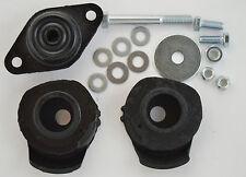 L0505.9 / L0504.9 / L1501.8, Buell Front & Rear Motor Mount Set, Tube Frames (K)