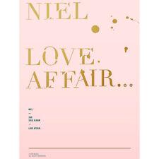 TEEN TOP NIEL-[LOVE AFFAIR] 2nd Mini Album CD+POSTER+Photobook+Card K-POP SEALED