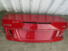 MERCEDES E CLASS C207 BOOTLID CONVERTIBLE COUPE P/N: A2077570309 REF 17W-69