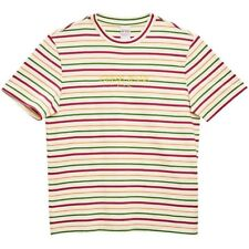 Guess Jeans Sean Wotherspoon Farmers Market Stripe Tee - Famers Pencil - Medium