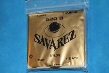 Savarez White Card Classic Low Tension Strings, MPN 520B