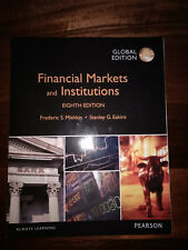 Financial Markets and Institutions, Global Edition Paperback – 30 Apr 2015