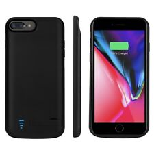 iPhone 8 Plus/7 Plus Battery Case Power Bank Charging Cover Backup Power Pack