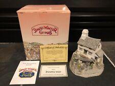 Pen Y Graig David Winter Cottages Miniature 1993 Studios of John Hine Coa & Box