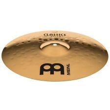 Meinl Classics Custom Medium Hi Hat Cymbals 14 - Video Demo