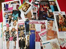 Carrie Underwood Scrapbook 50+ Magazine Clippings, Ads, Articles