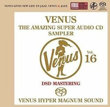 V.A.-VENUS THE AMAZING SUPER AUDIO CD SAMPLER VOL.16-JAPAN SACD J76