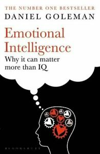 Emotional Intelligence: Why it Can Matter More T... by Goleman, Daniel Paperback
