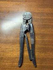 Vintage Amp Hand Crimp Tool, Type F, 20-18 gauge