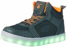 Grigio 38 EU Skechers Energy Lights-tarvos Formatori Bambino Scarpe (c4j)