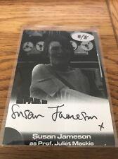 Space 1999 Black & White Proof Susan Jameson 8/8 Autograph Card SJ1