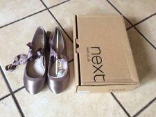 NEXT Patternless Casual Ballet Flats for Women