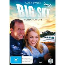 Big Sky : Collection 1 (DVD, 2019, 4-Disc Set) - SEALED - R4 - Gary Sweet