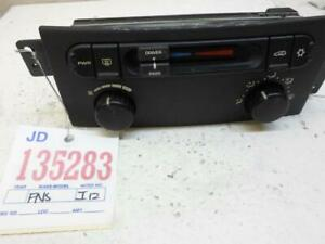 CLIMATE CONTROL CHRYSLER PACIFICA 2005 2006 2007 2008 05005460AA OEM