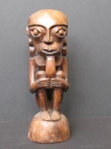 Figure Ancestor Wooden Nias Sumatra
