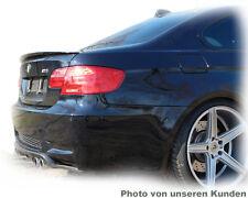 BMW 3er E92 lackiert Saphir schwarz 475 Kofferraumlippe ABS Autotuning