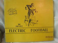 Vintage 1944 Electric Game Co Holyoke Jim Prentice Electric Football