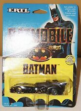 Ertl Die-cast Batmobile Batman 1/64 scale Collector NIB 1989 #1064