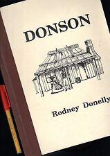 DONSON Australian Family CONVICT HISTORY of Rodney DONSON Anna MAGILL & descenda