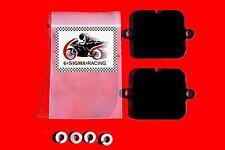 Honda CBR929RR CBR 929 RR Exhaust Emissions Plate AIS Smog PAIR Block Off Kit