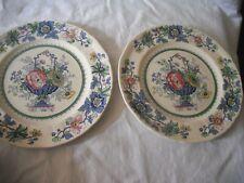 Masons Ironstone STRATHMORE 2 Dinner Plates