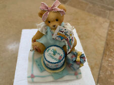 Cherished Teddies 1997 Enesco 302643 Sixteen Candles and Many More Figurine