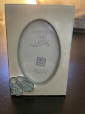 Russ Baby Expression Love Miniature Picture Frame 2� x 3� New