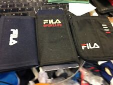 FILA WALLETS AT £3 each NAVY COLOUR TRIFOLD SHOICE OF 3