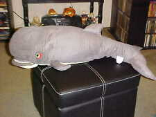 """31"""" Monstro Whale Puppet Plush Toy From Disney Pinocchio Extremely Rare"""
